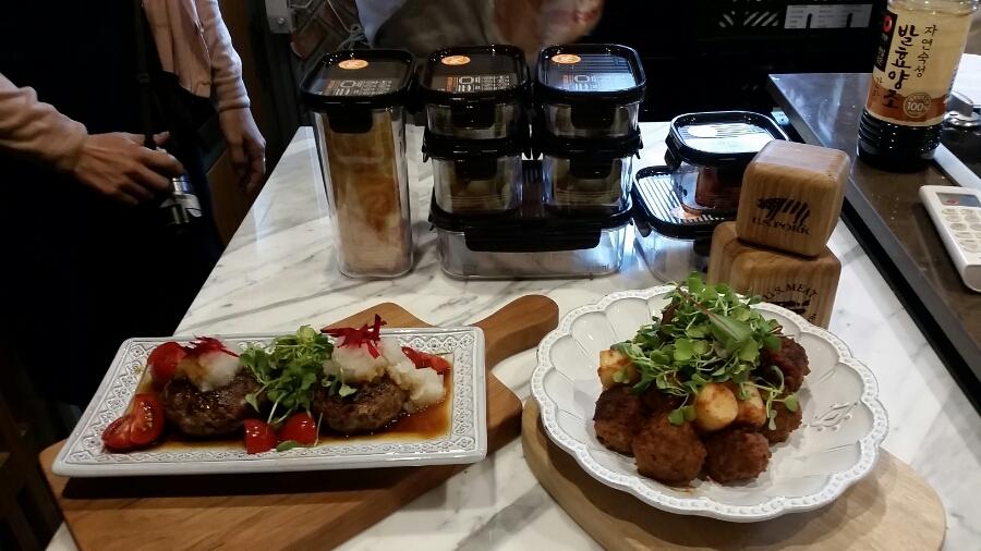 [락앤락써포터즈 쿠킹클래스] 초등입맛저격 건강고기밥상 <폰즈소스포크스테이크+토마토허니미트볼>