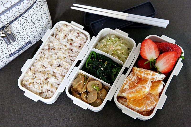 직장인 도시락 건강한 집밥으로 채우기