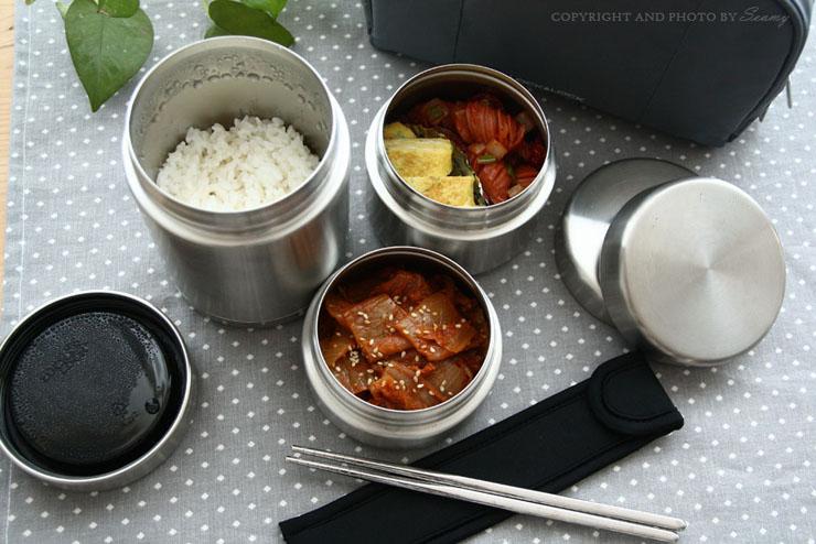 따뜻한 집밥으로 든든하게, 수능 보온도시락 추천