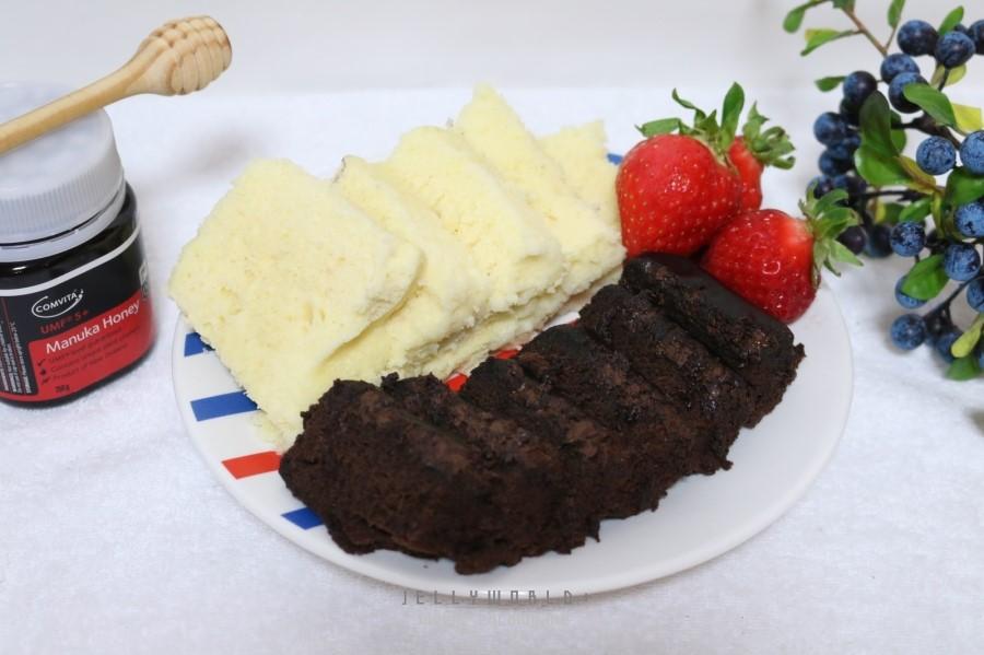 발렌타인데이 케이크만들기 : 락앤락 오븐글라스 웨이브스팀홀