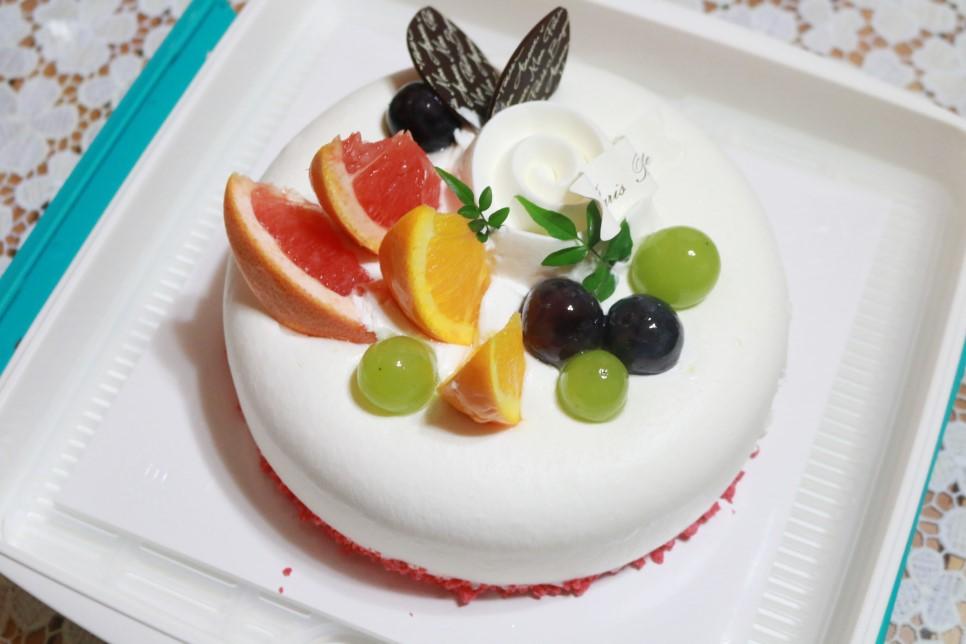 남은 케이크 보관하는방법 락앤락 케이크보관용기로 쉽게!