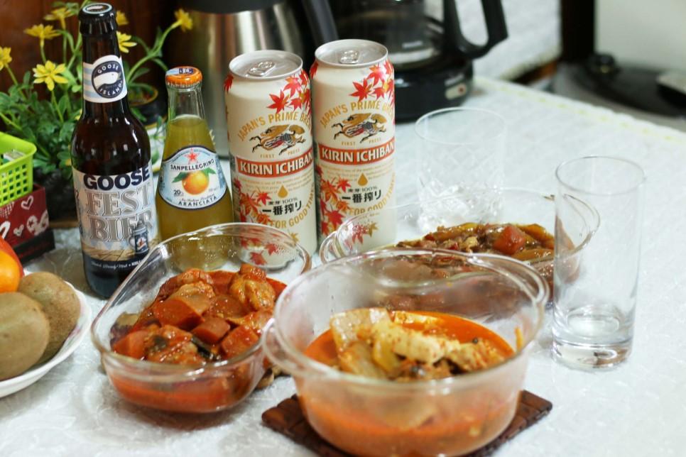 전자레인지용기 로 만드는 초간단요리 with비비고 한식일품