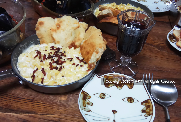[락앤락써포터즈] 원데이 쿠킹클래스 저녁 집밥 만들기 <맥 앤 치즈, 토마토소스 홍합찜> 25분 완성 손님 초대요리!