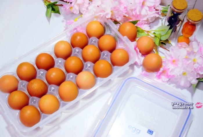 락앤락 스페셜 계란보관용기로 신선한 계란보관을 손쉽게 w. 락앤락서포터즈