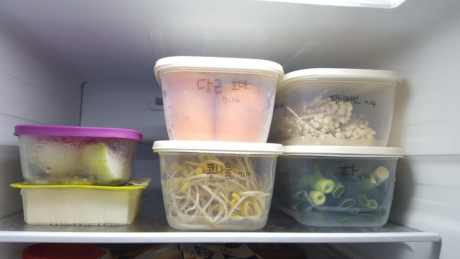 냉장고 정리 이제 락앤락X모나미 냉장고 솔루션으로 쉽고 깔끔하게 해보아요!