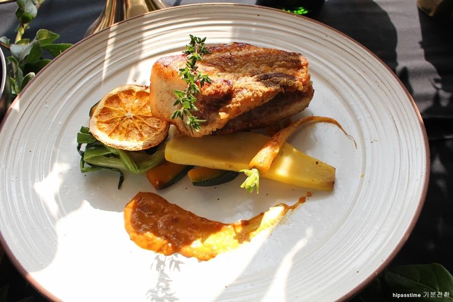 락앤락 써포터즈 원데이쿠킹 클래스 삼발골드소스와 통삼겹 스테이크