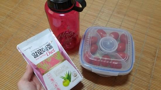 [락앤락써포터즈]건강한 다이어트 패키지 체험단