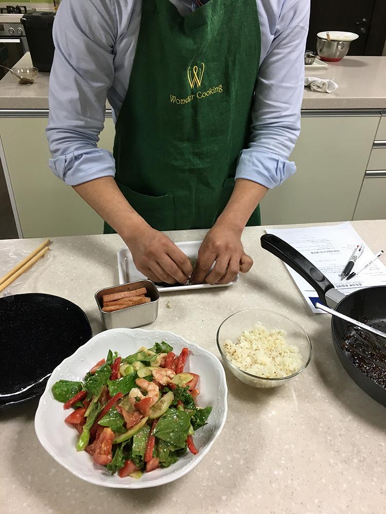 저녁집밥 쿠킹 클래스 혼밥세트 클래스 후기