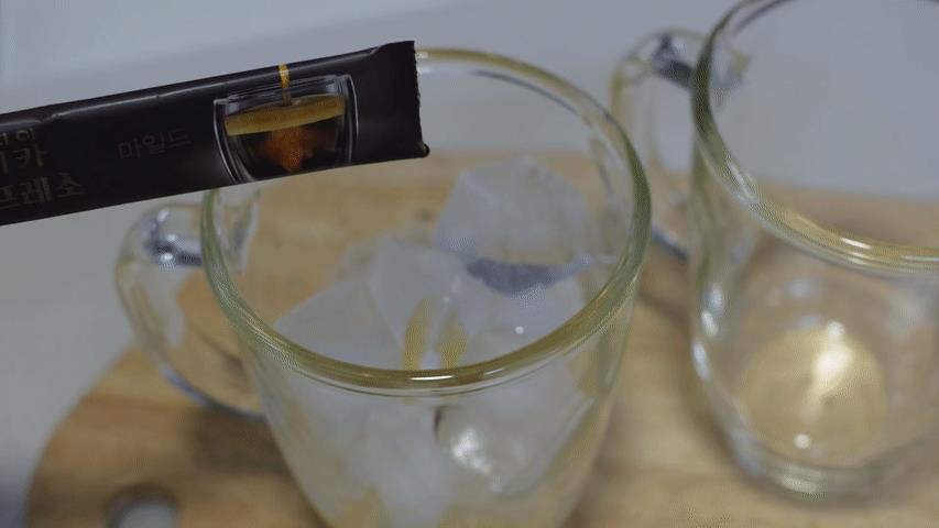 초간단 커피 레시피! 락앤락 X 고티카 홈카페