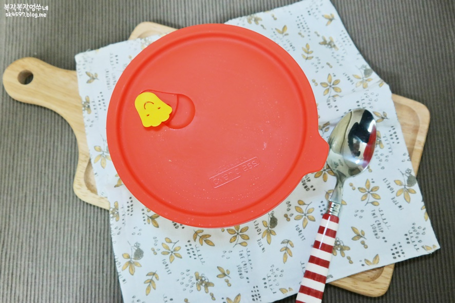[락앤락서포터즈] 비비고 사골곰탕 & 간편식글라스 활용 - 사골떡만두국