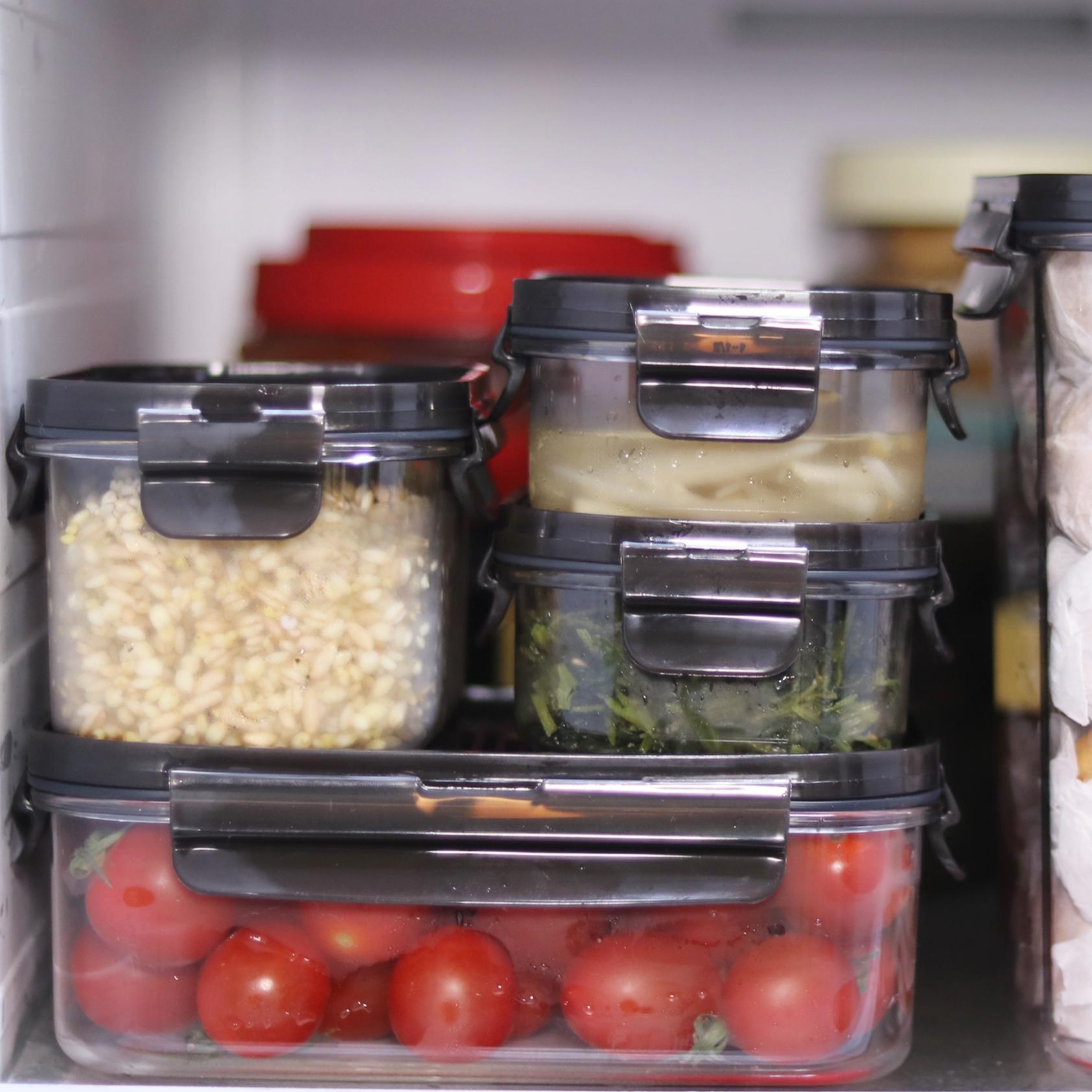 비스프리 모듈러로 냉장고정리 깔끔하게 끝 !