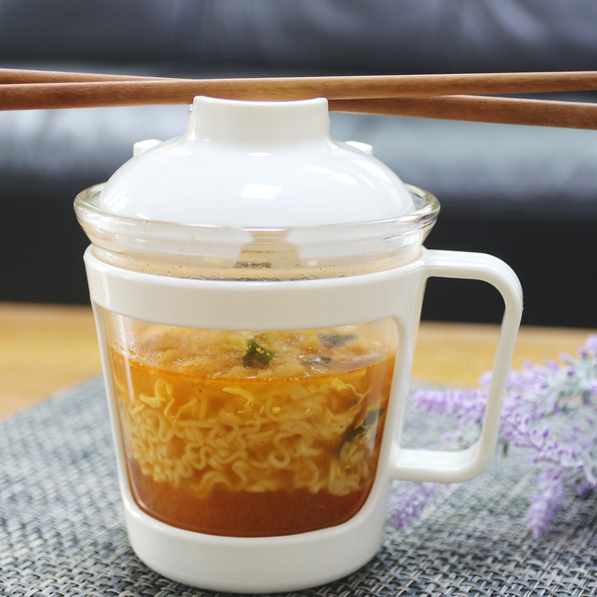 락앤락 간편식 전용용기로 컵라면 더 맛있게 먹기