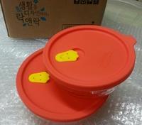 [체험후기] 간편식글라스로 돈까스덮밥과 맛살계란찜 만들기