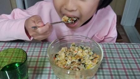 전자레인지로 10분 완성 한 상 차리기 후기- 치킨 덮밥 만들기