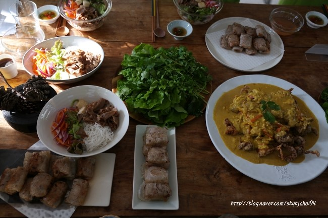 락앤락 12월의 원데이 쿠킹클래스에서 동남아시아 요리 배우고 왔어요