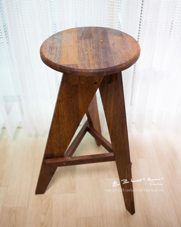 [락앤락 원데이 클래스-셀프 인테리어] 원형 스툴 의자만들기