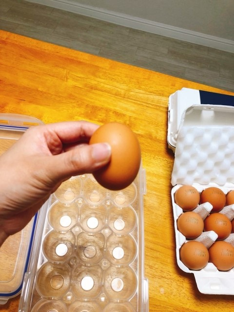 락앤락 계란보관용기 with 에그맨