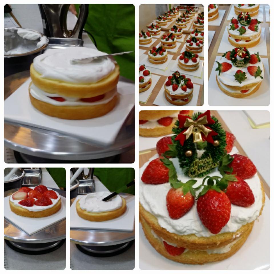 [락앤락]착한 홈베이킹 클래스 &#39딸기 퐁당 케이크&#39
